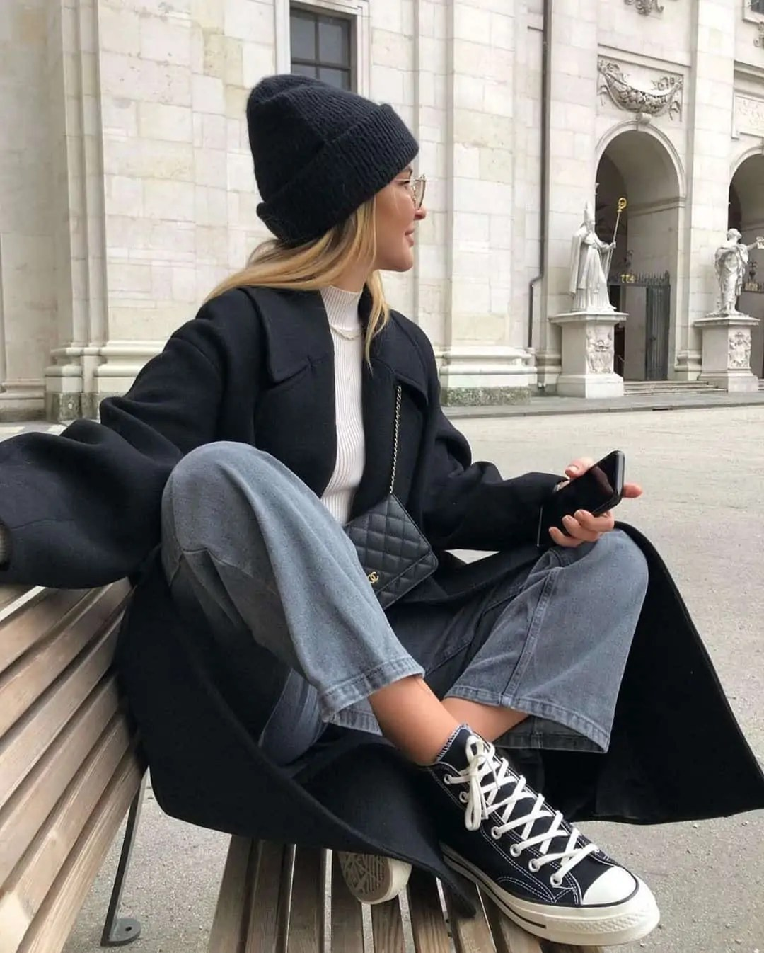 All black outfit ideas that you have to see - ultimate inspo guide 155
