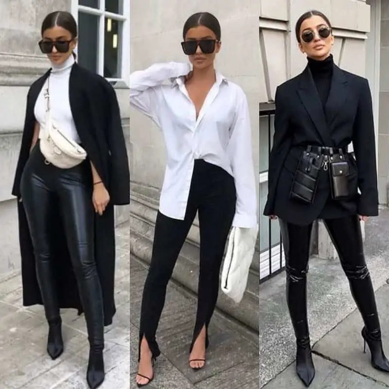 All black outfit ideas that you have to see - ultimate inspo guide 757
