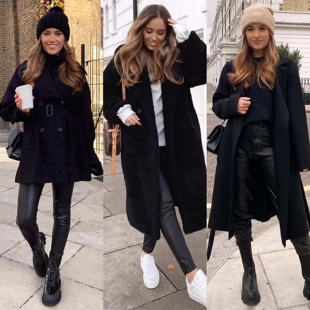All black outfit ideas that you have to see - ultimate inspo guide 149