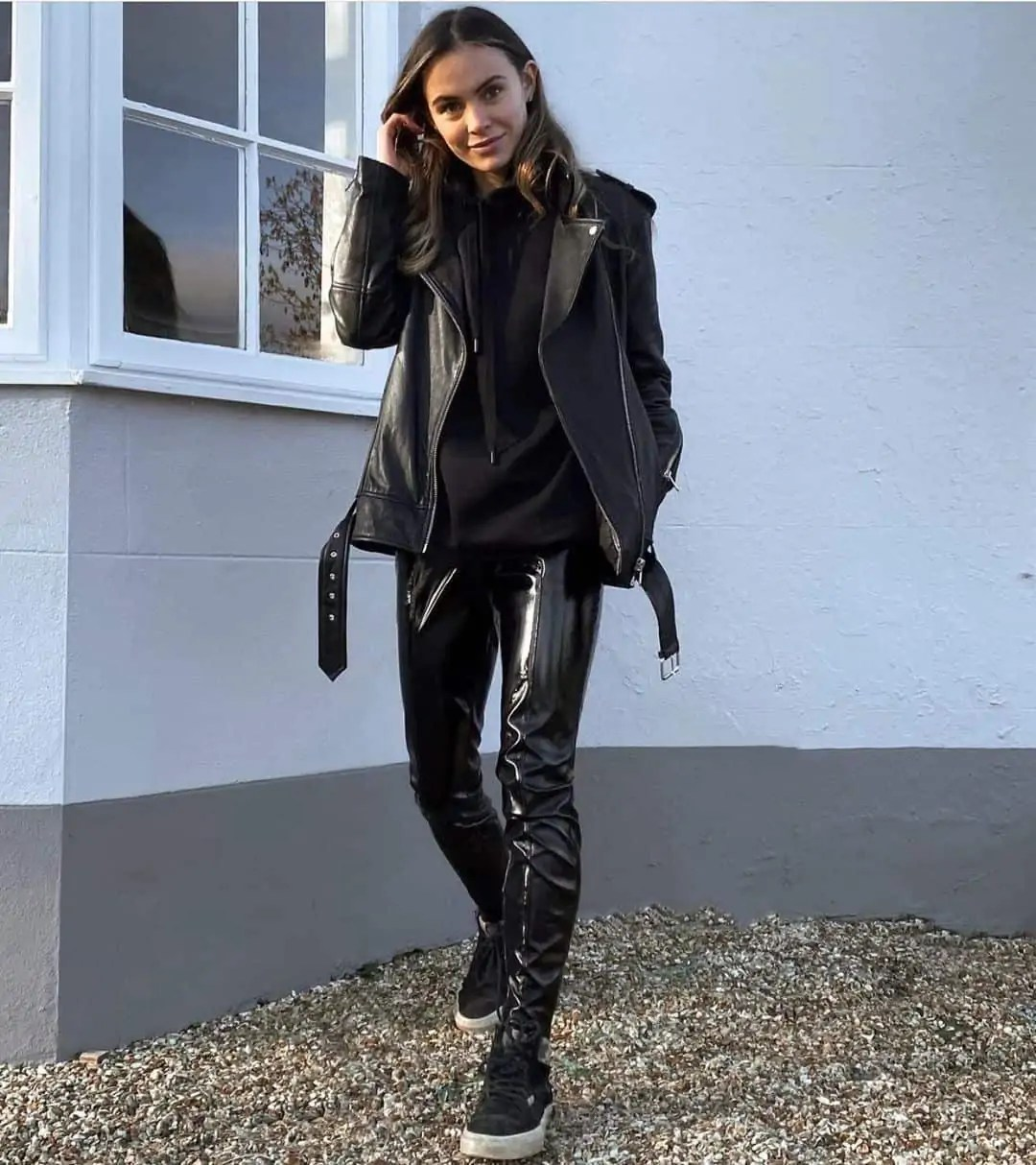 All black outfit ideas that you have to see - ultimate inspo guide 101