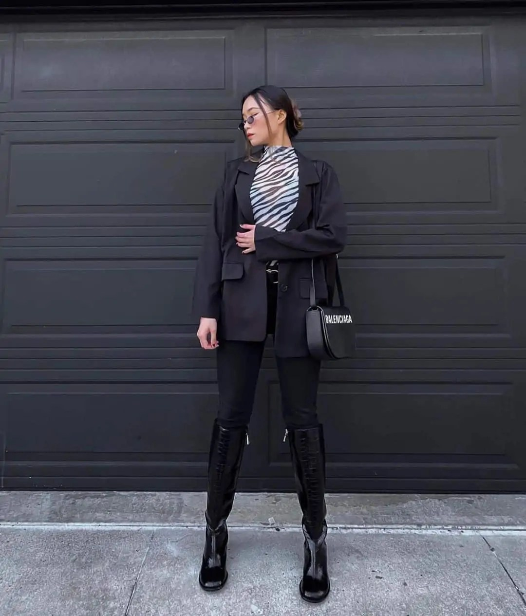 All black outfit ideas that you have to see - ultimate inspo guide 703
