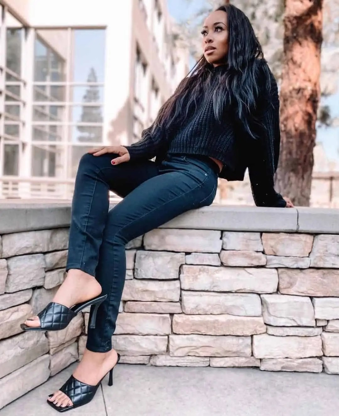 All black outfit ideas that you have to see - ultimate inspo guide 79