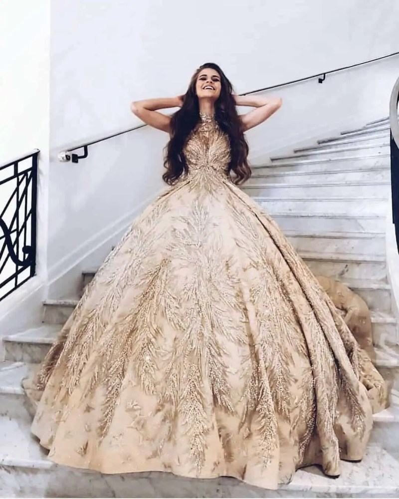 Beautiful Gowns that will Inspire you 7