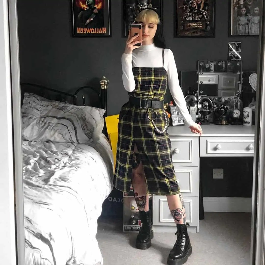 50+ Grunge Outfits that will Inspire you! 61