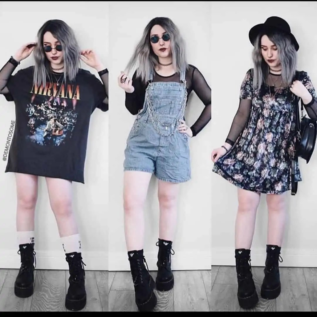 50+ Grunge Outfits that will Inspire you! 27