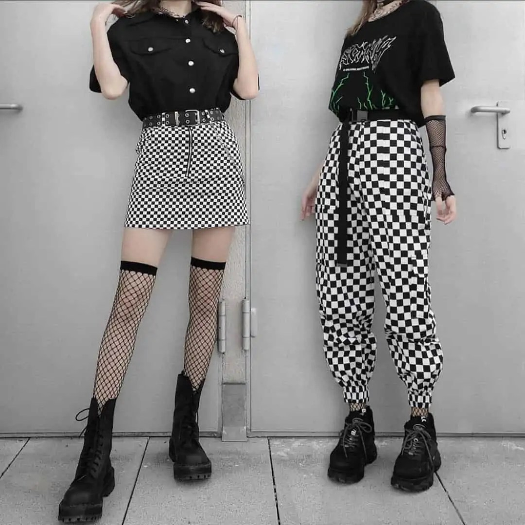 50+ Grunge Outfits that will Inspire you! 17