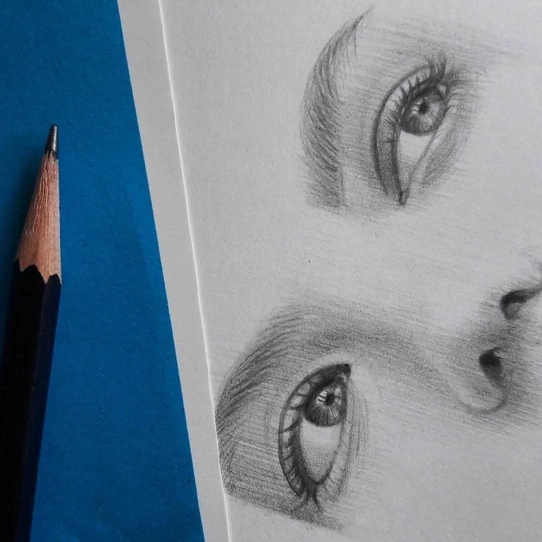 100+ Stunning Realistic Portrait Drawings 323
