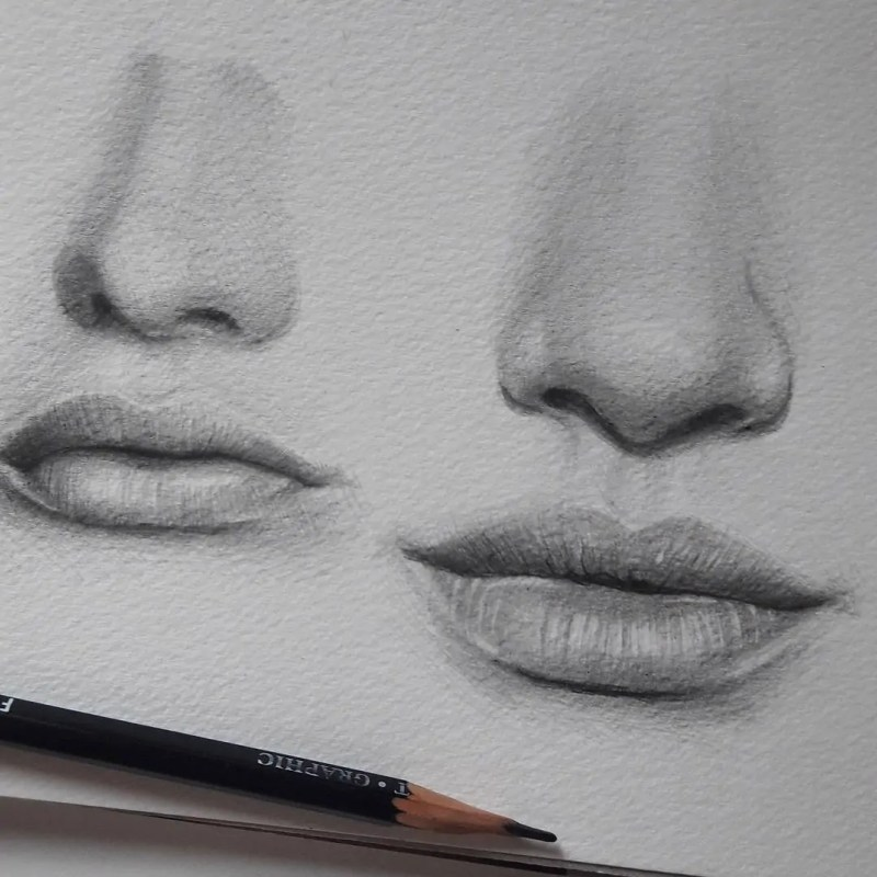 100+ Stunning Realistic Portrait Drawings 111