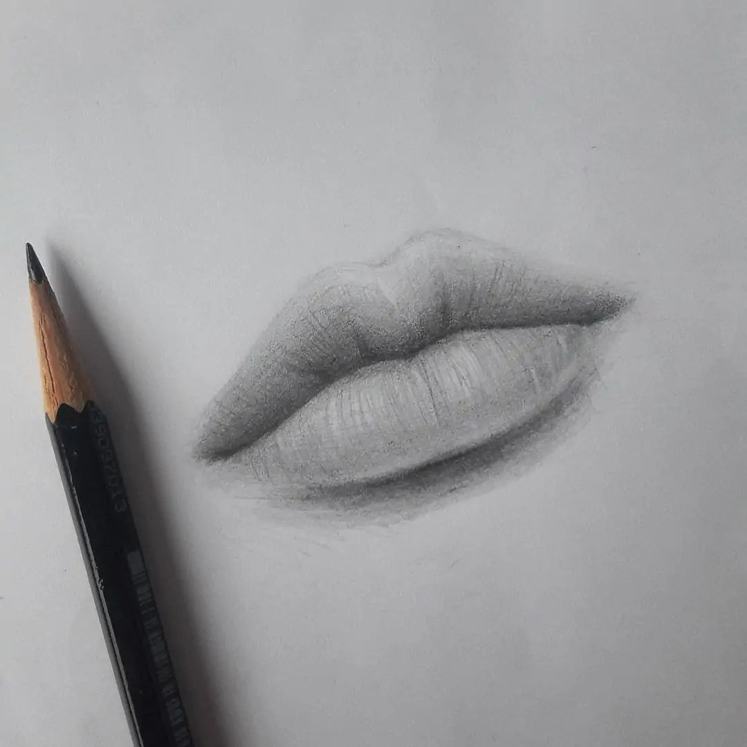 100+ Stunning Realistic Portrait Drawings 291