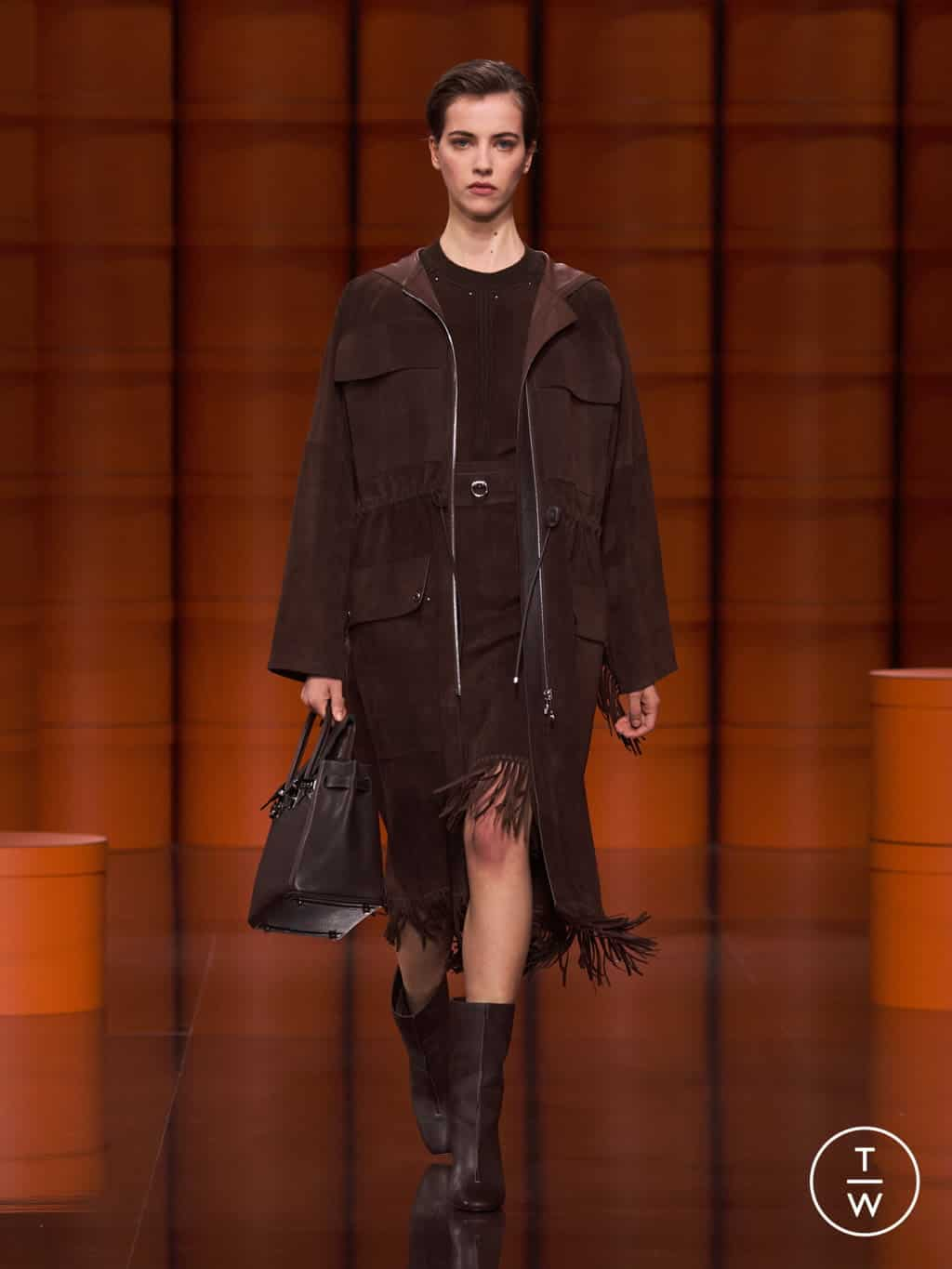 HERMÈS FALL/WINTER 2021 — Look 31