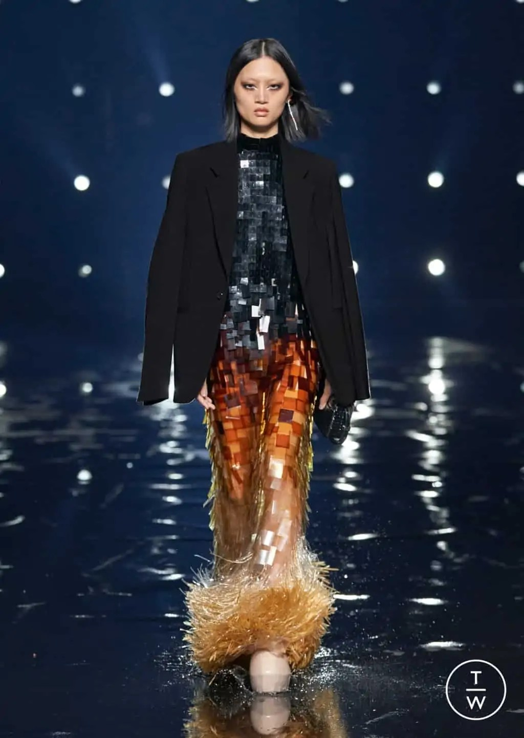 GIVENCHY FALL/WINTER 2021 — Look 56