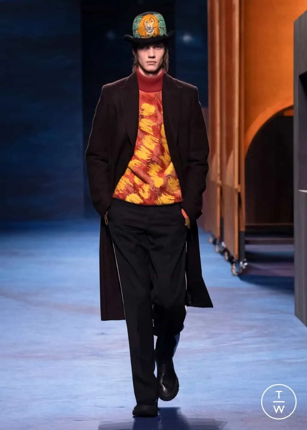 DIOR HOMME FALL/WINTER 2021 — Look 11 5