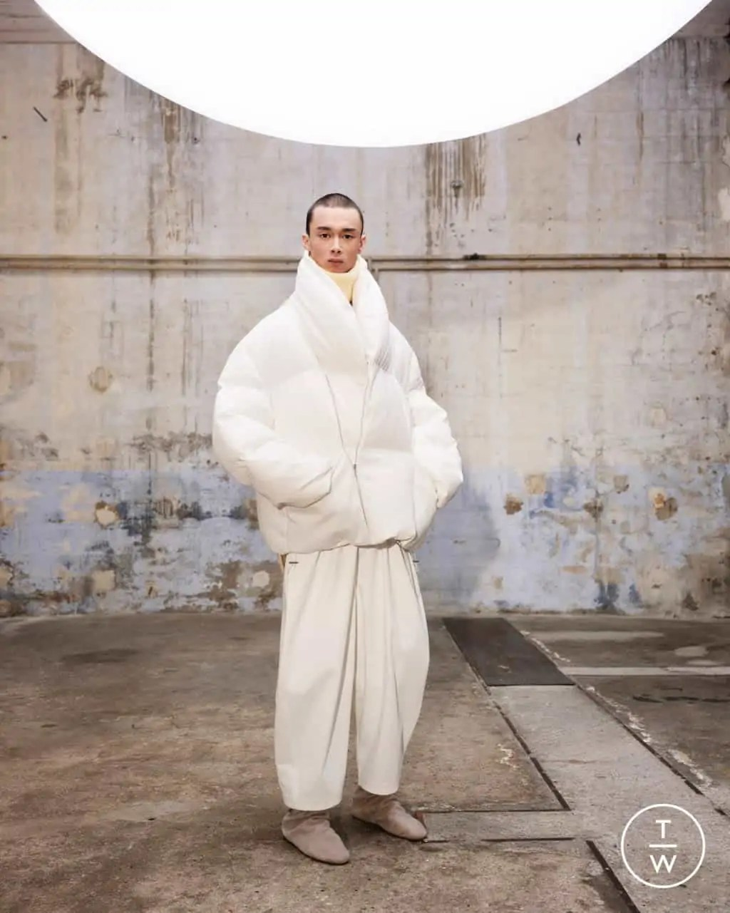 HED MAYNER FALL/WINTER 2021 — Look 13 5