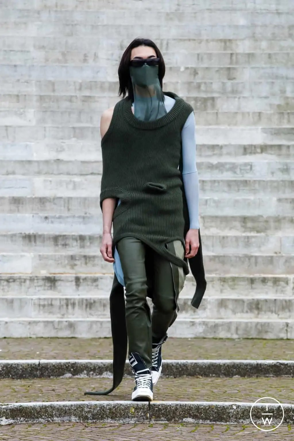 HED MAYNER FALL/WINTER 2021 — Look 5 5