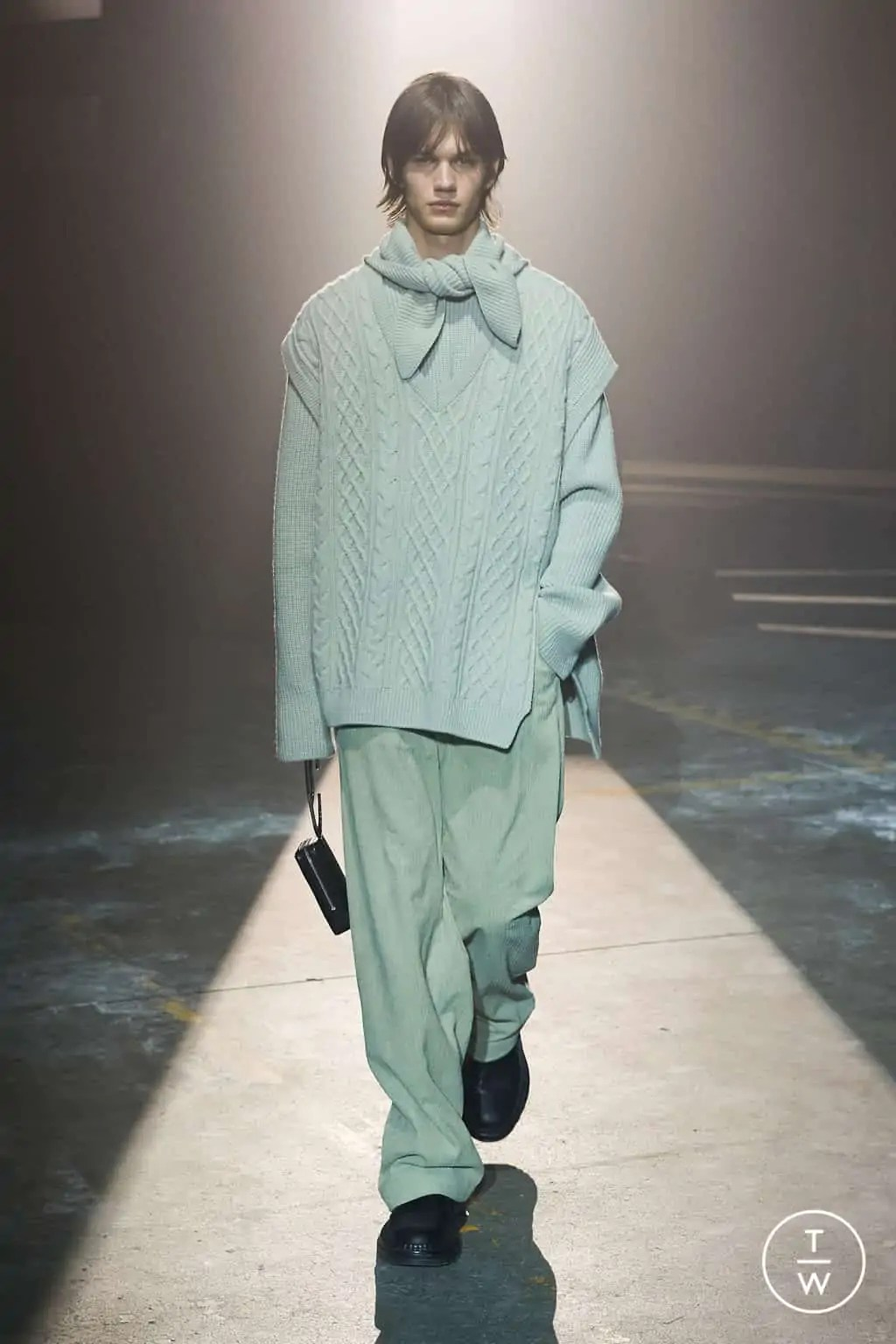SOLID HOMME FALL/WINTER 2021 — Look 14 5