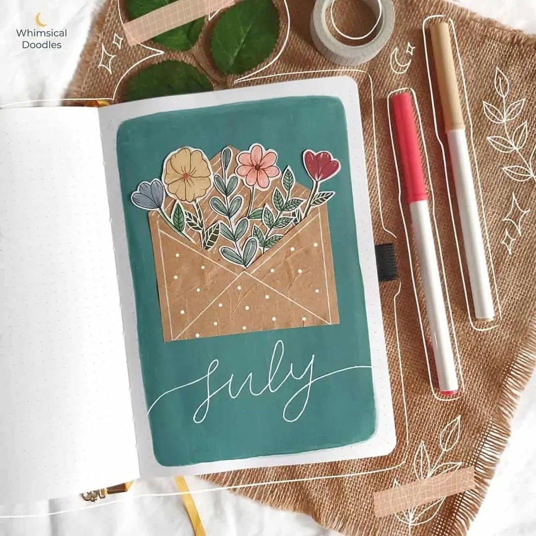 100+ Bullet Journal Ideas that you have to see and copy today! 274