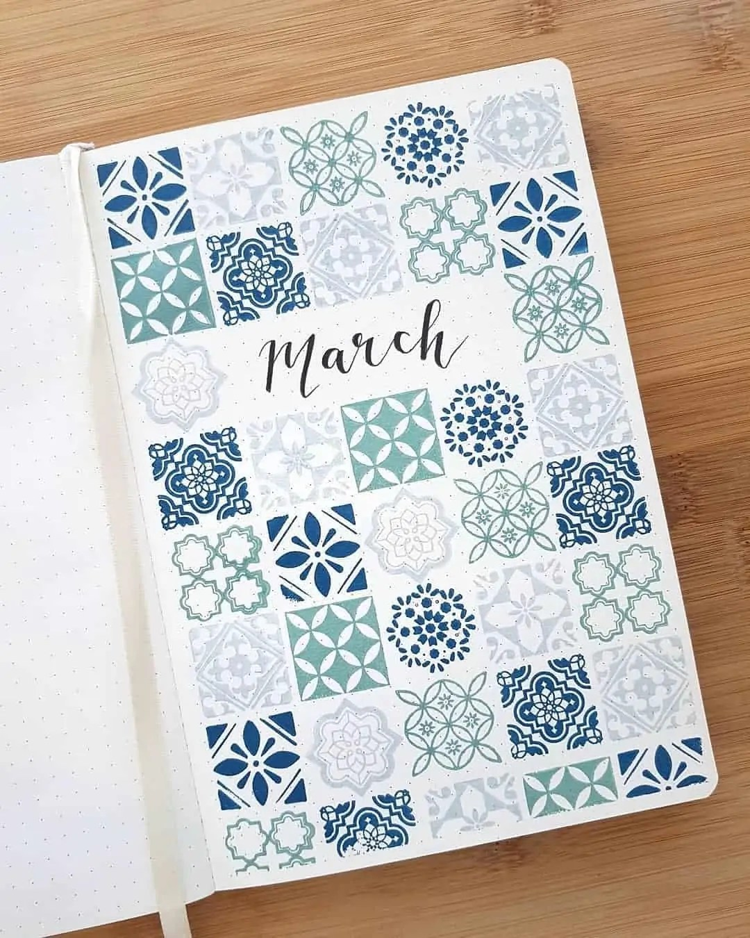 100+ Bullet Journal Ideas that you have to see and copy today! 70