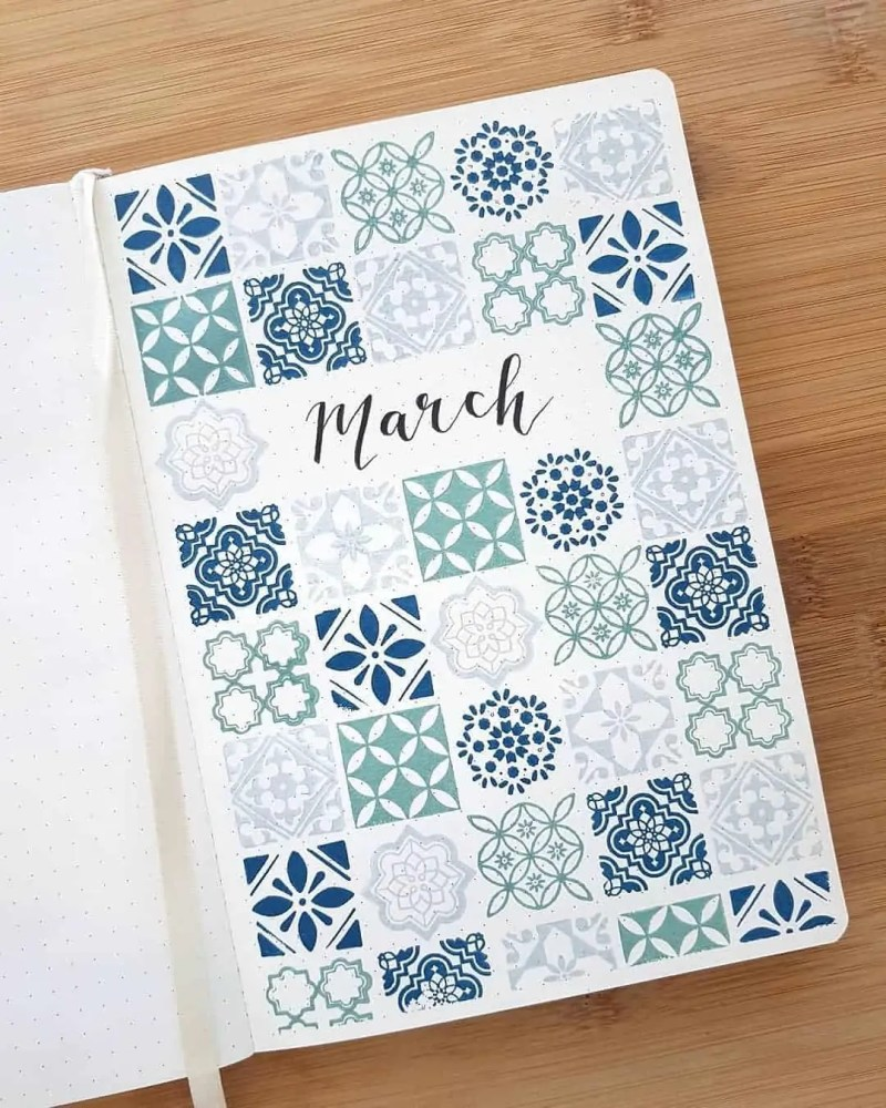 100+ Bullet Journal Ideas that you have to see and copy today! 330