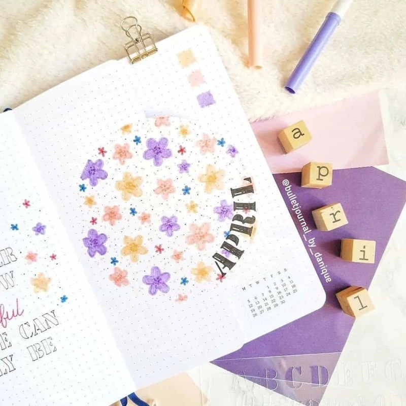 100+ Bullet Journal Ideas that you have to see and copy today! 408