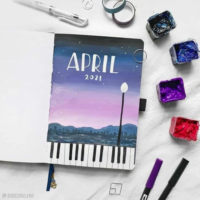 100+ Bullet Journal Ideas that you have to see and copy today! 364