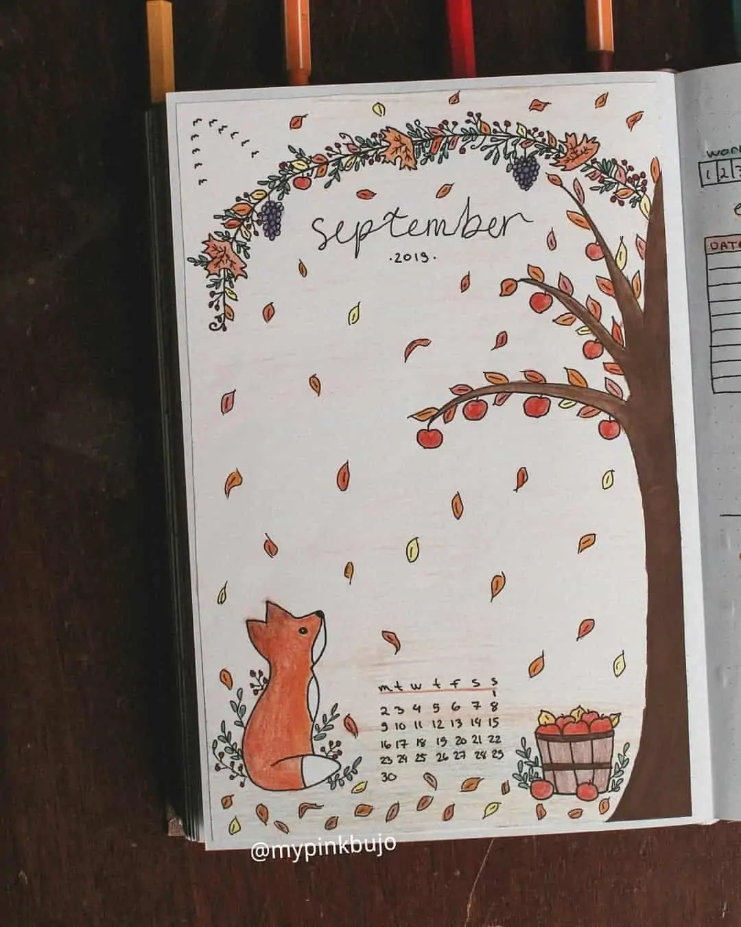 100+ Bullet Journal Ideas that you have to see and copy today! 434