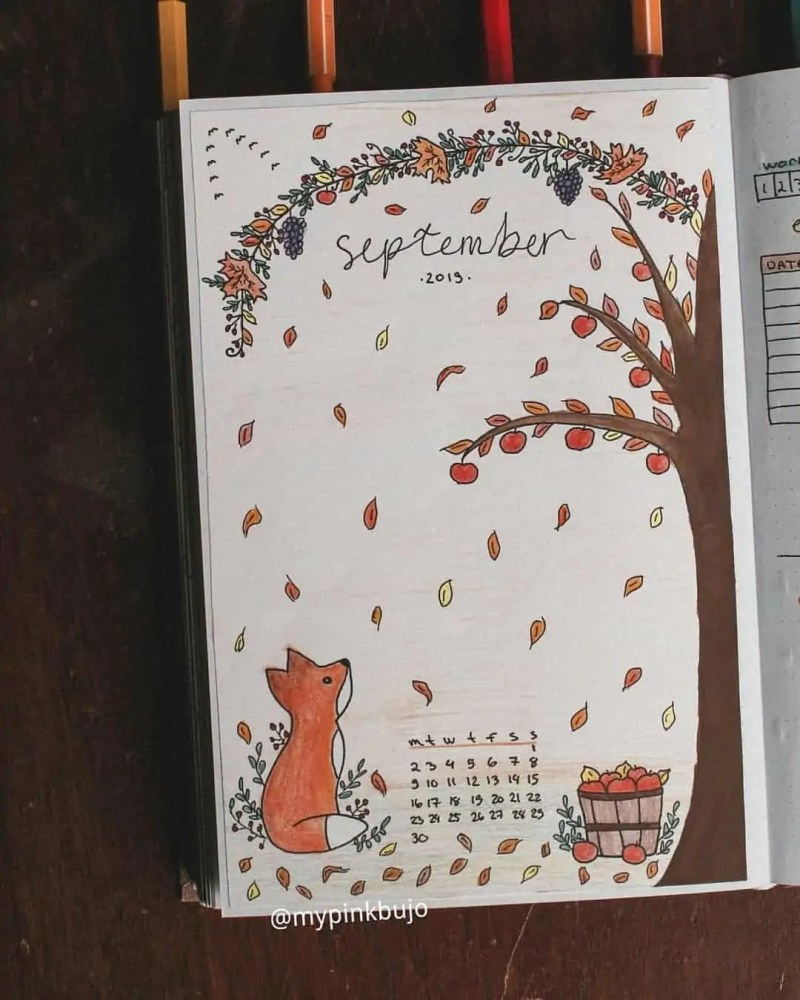 100+ Bullet Journal Ideas that you have to see and copy today! 694