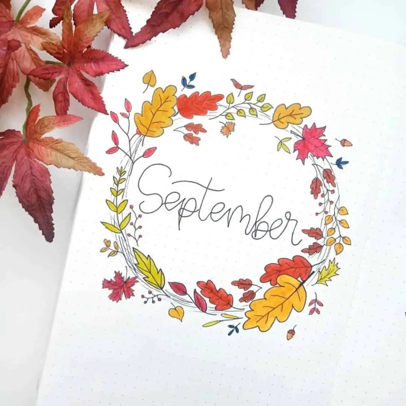 100+ Bullet Journal Ideas that you have to see and copy today! 666