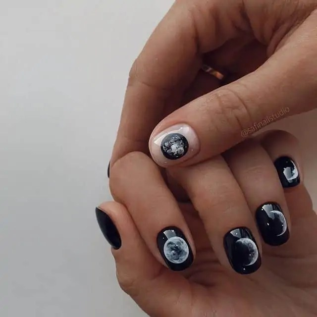 Fall Nails Ideas that you have to see 85