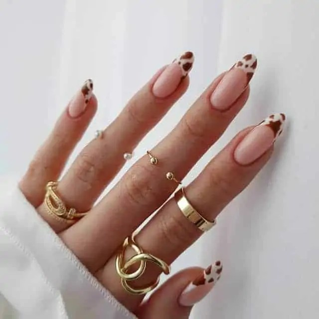 Fall Nails Ideas that you have to see 89