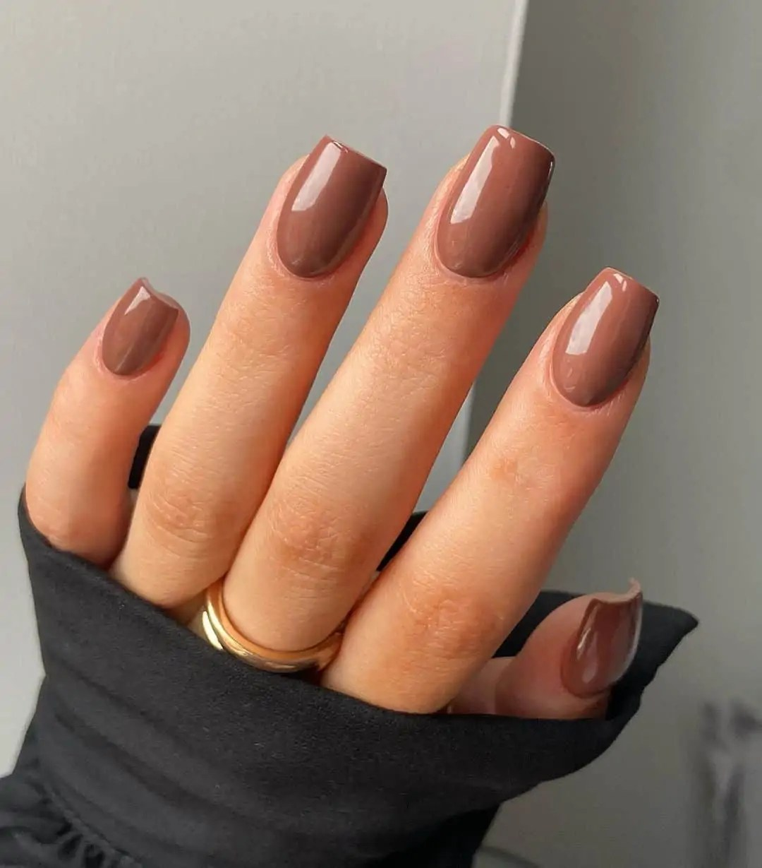 Fall Nails Ideas that you have to see 95