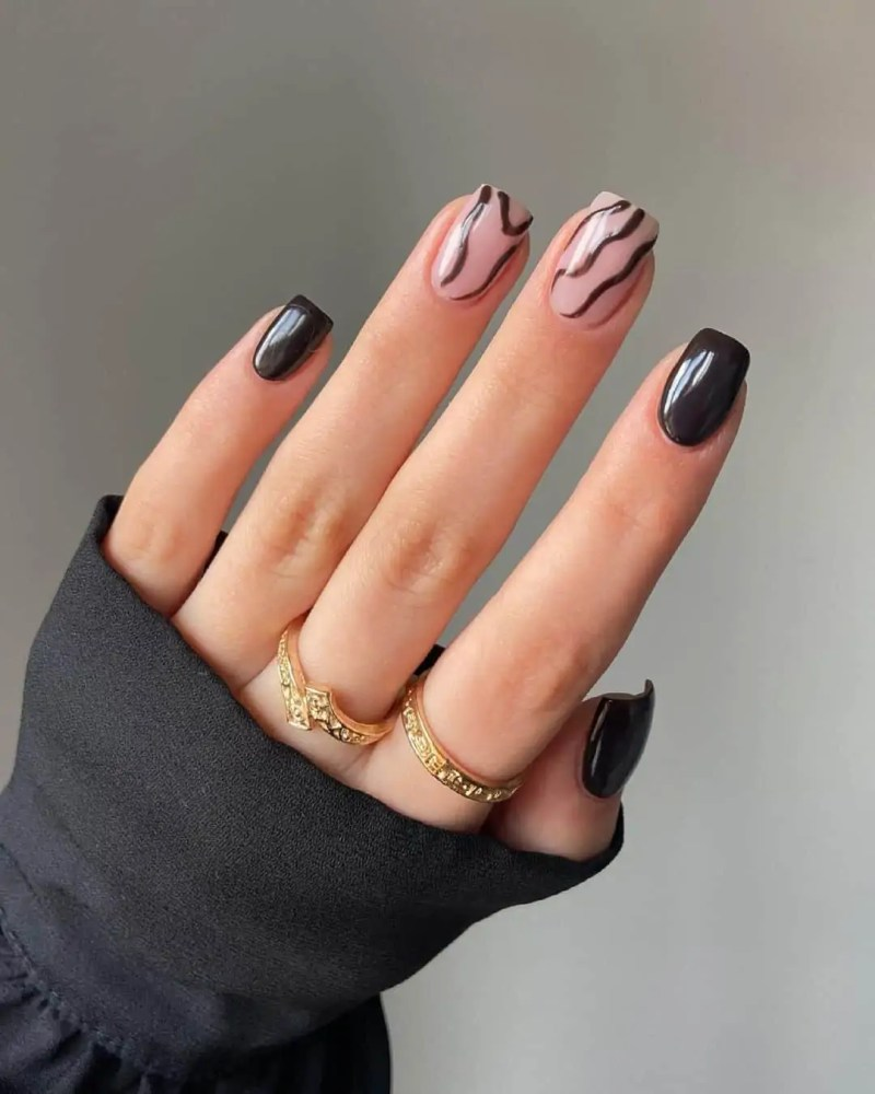 Fall Nails Ideas that you have to see 207