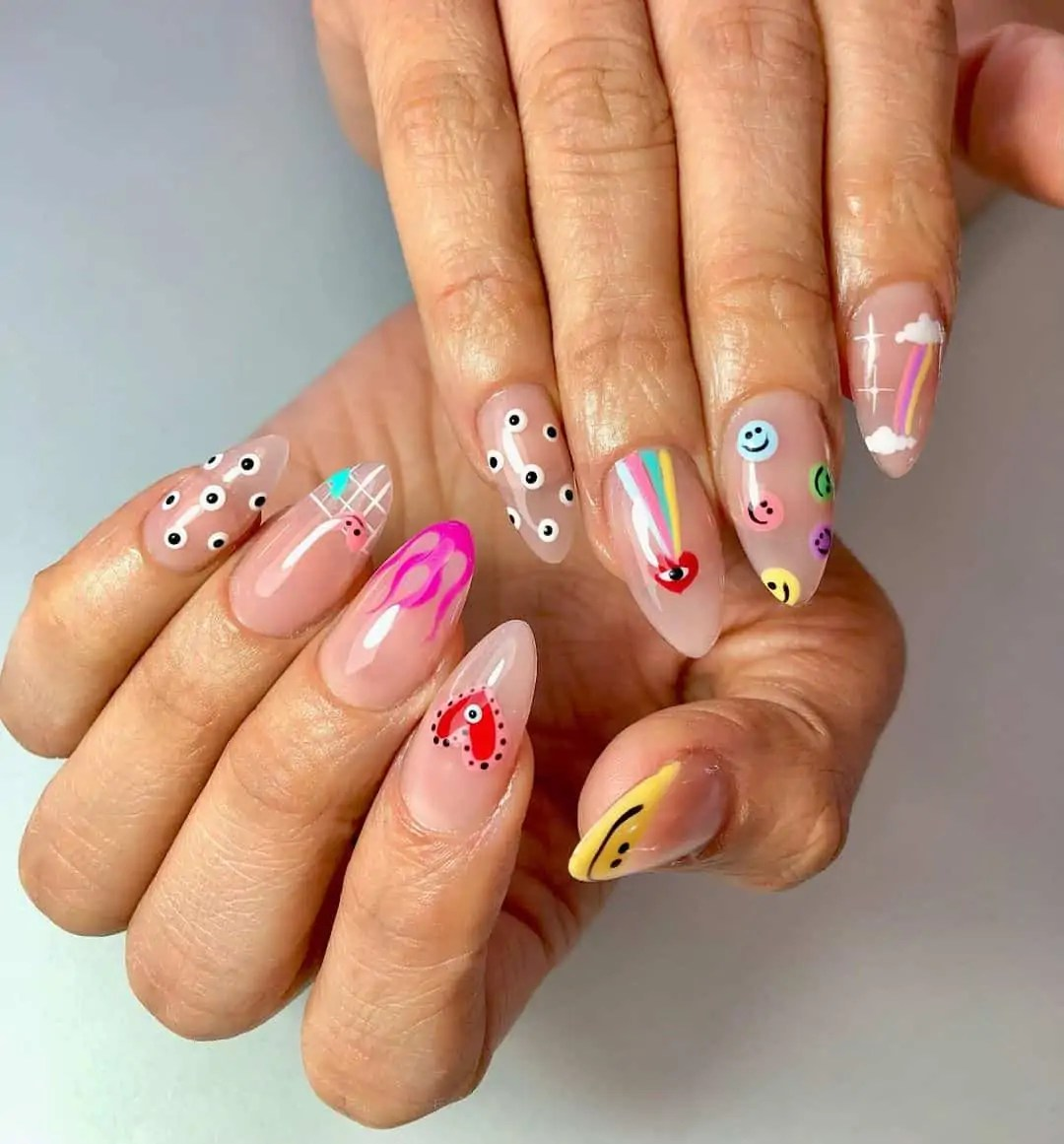 Fall Nails Ideas that you have to see 7