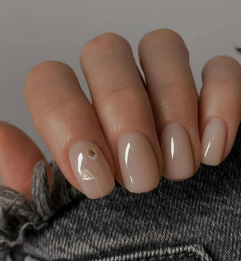 Fall Nails Ideas that you have to see 119