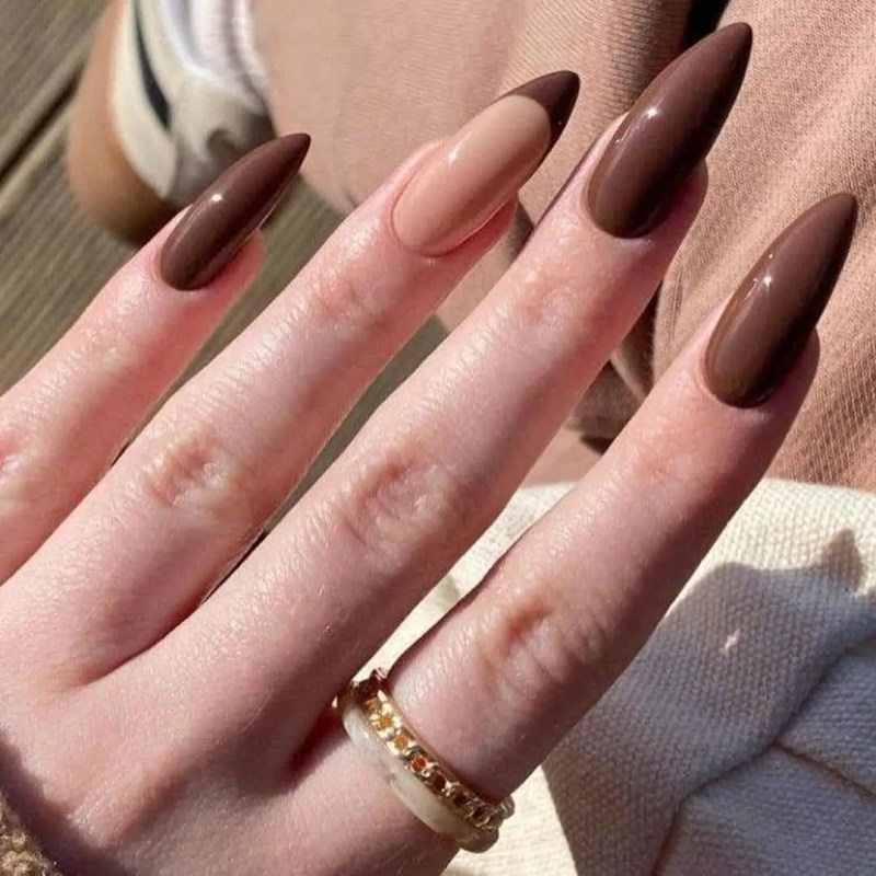 Fall Nails Ideas that you have to see 225