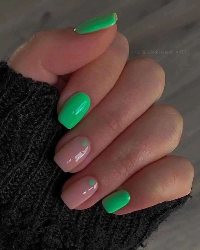 Fall Nails Ideas that you have to see 155