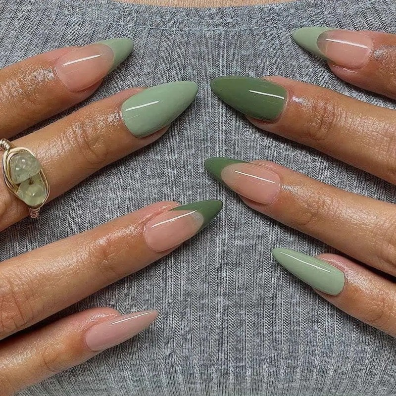 Fall Nails Ideas that you have to see 231