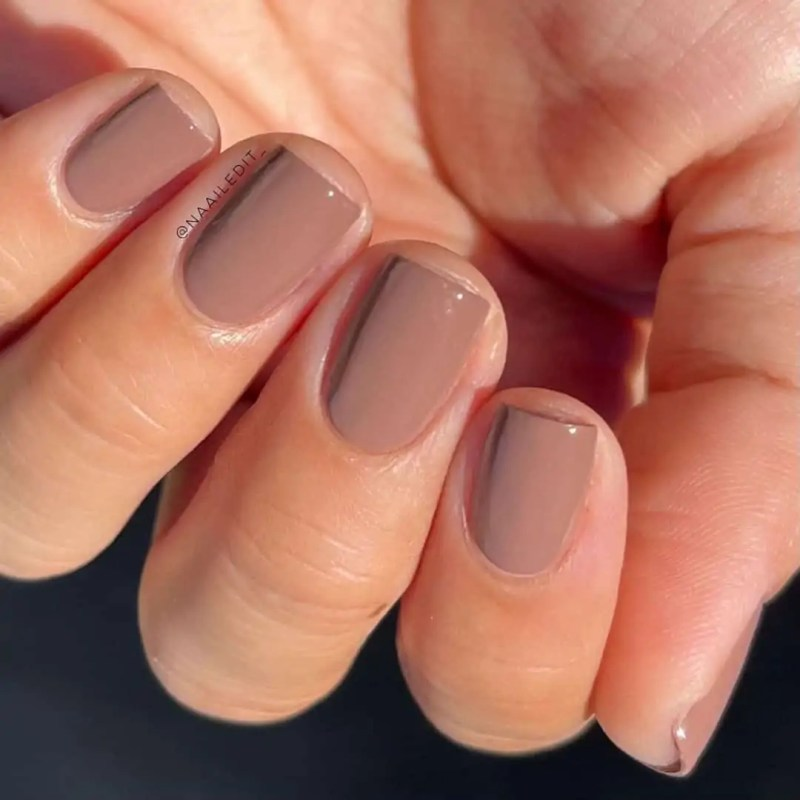 Fall Nails Ideas that you have to see 235