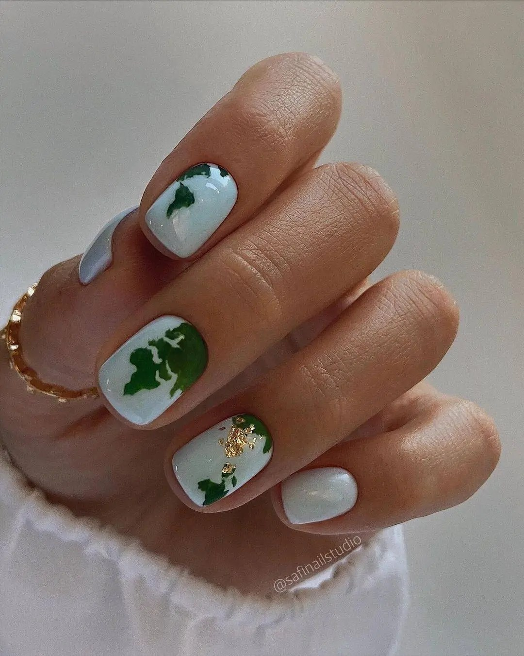 Fall Nails Ideas that you have to see 65