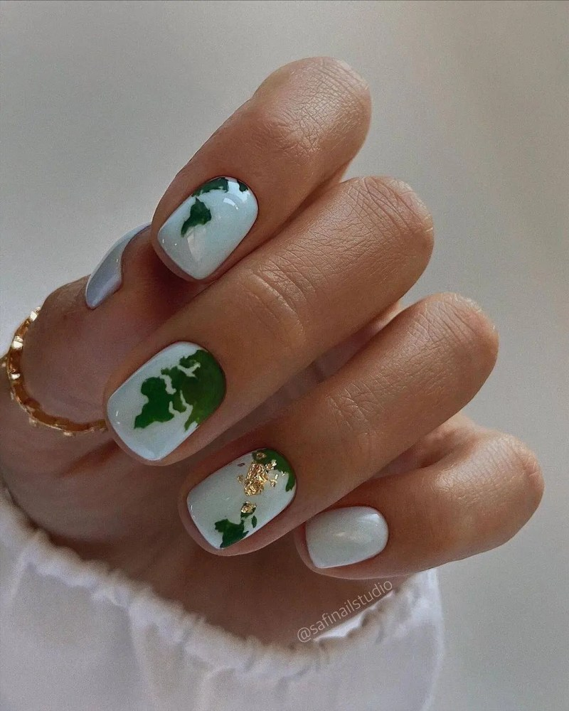 Fall Nails Ideas that you have to see 167