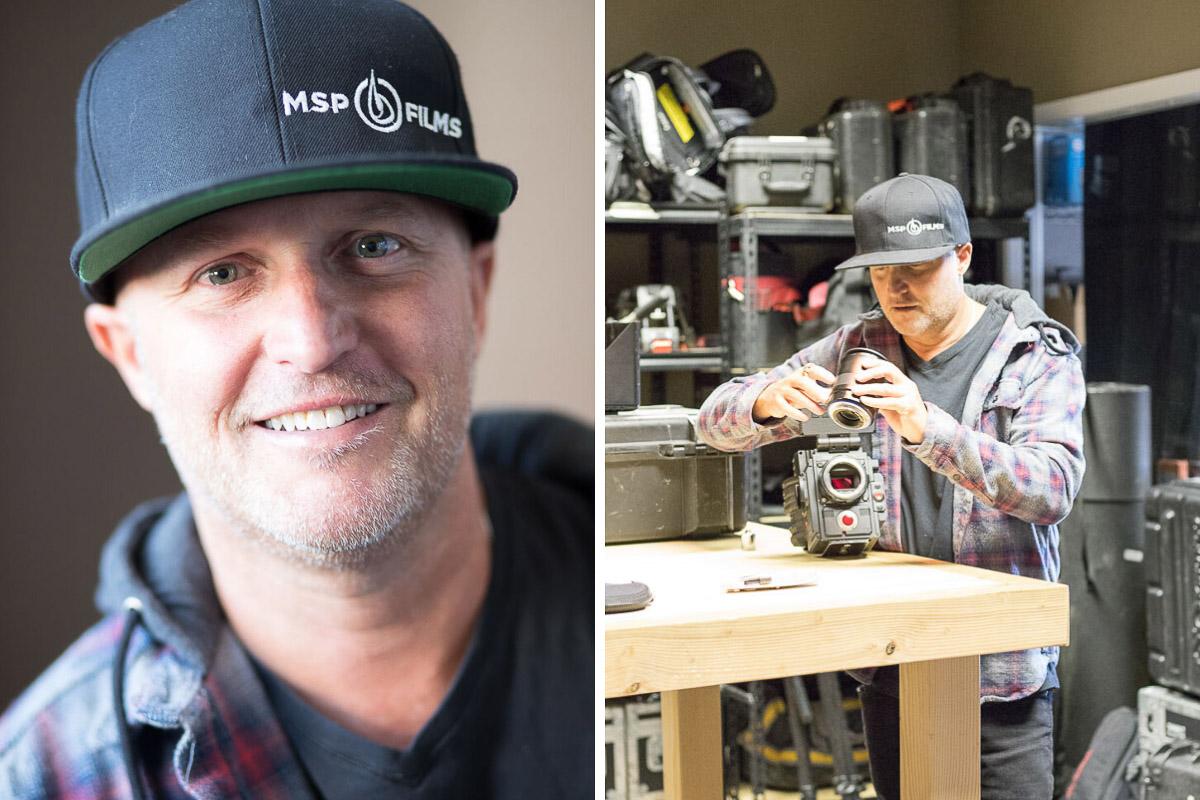 Murray Wais, Executive Producer, Director, Filmmaker for Matchstick Productions / MSP Films
