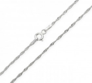 Delicate Twist Chain