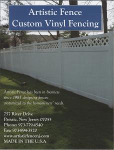 Artistic Fence Custom Vinyl Fences Brochure