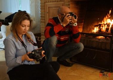 Nelya Prusova y Pedro Jose García - Photo: Manuel Torres