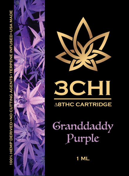 3Chi-Vape-Cart-Insert-Delta-8-Granddaddy-Purple-1ml