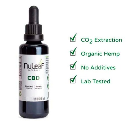 Nuleaf 3000mg