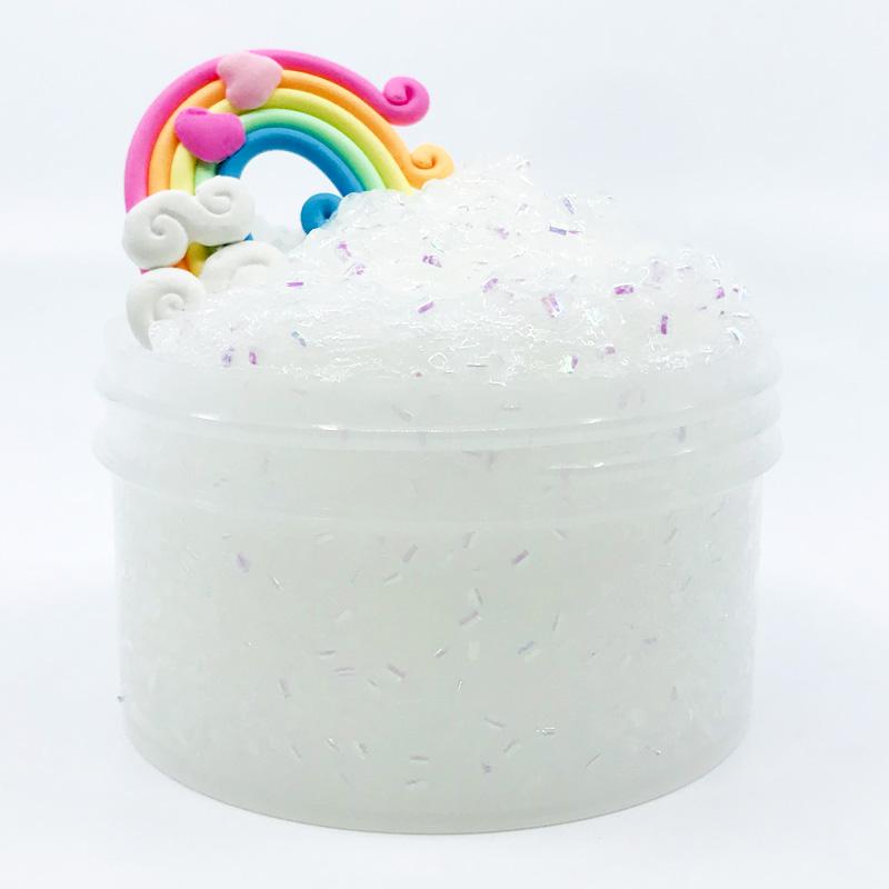 Crystal Rainbow Bingsu Slime