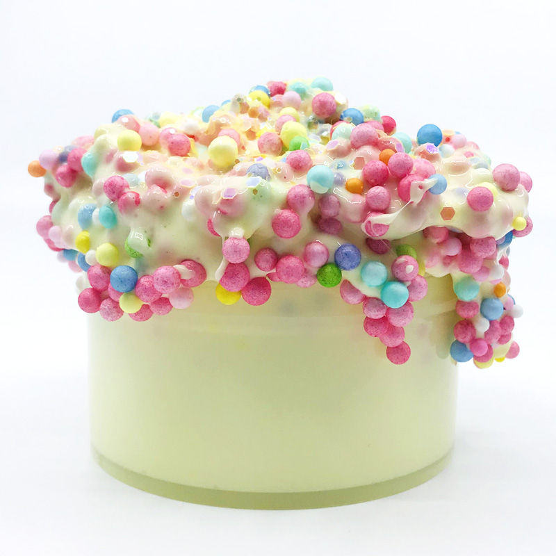 Party Cake Floam Slime