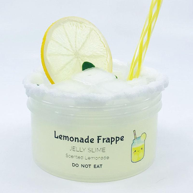 Lemonade Frappe slime