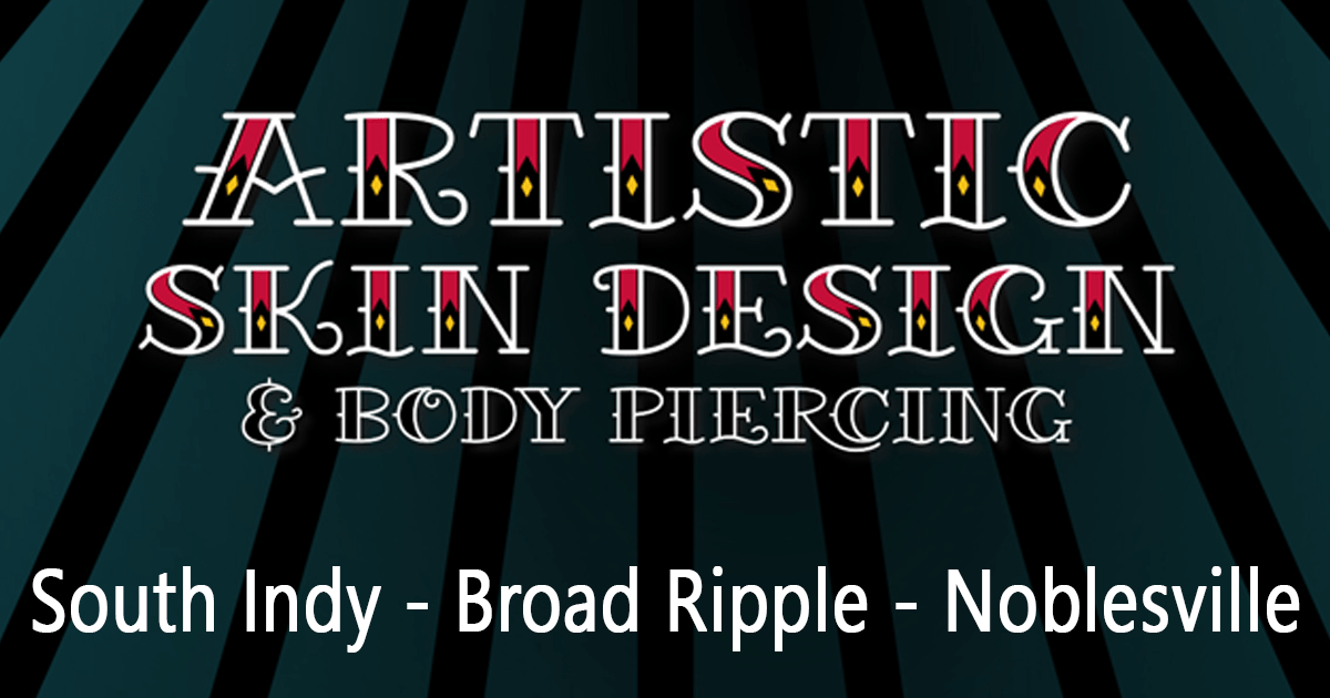 Tattoo Locations On Body: Artistic Skin Design & Body Piercing