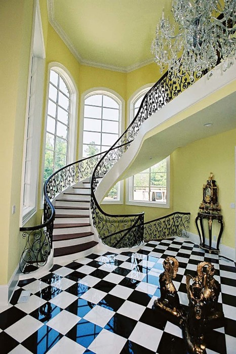 Luxury Staircases Residential Design Artistic Stairs